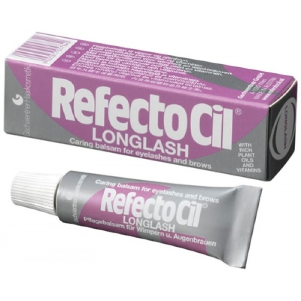 Refectocil Longlash Caring Balsam For Eyelashes And Brows